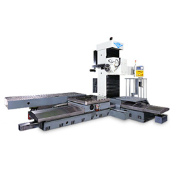 floor type boring and milling machines