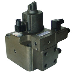 flow control and relief valves