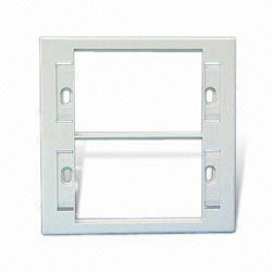 flush mounted wall plates