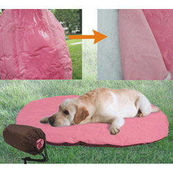 folding pet cushion
