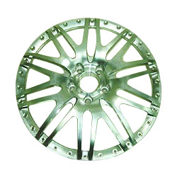 forged center discs