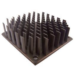 forged heat sink