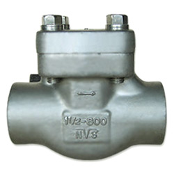 forged stainless steel check valve