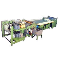 sheet feed laminator forming machine