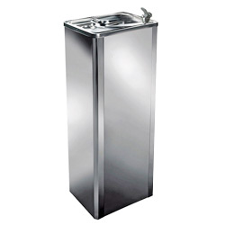free standing drinking fountains