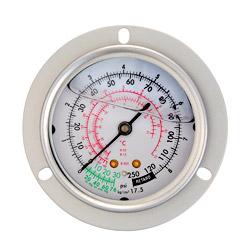 freon pressure gauge