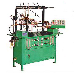 front fork crown brazing machines