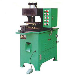 front fork shoulder notching machines