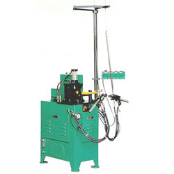front forkend parallel checking machines