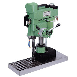 full automatic portable megnetic center free drilling stand