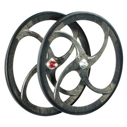 full carbon 700c racing wheel set