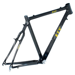full carbon cyclecross frame