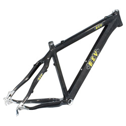 full carbon mtb frame