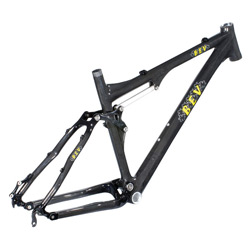 full carbon suspension mtb frames