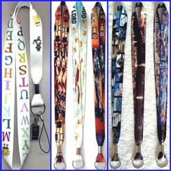 full color lanyards