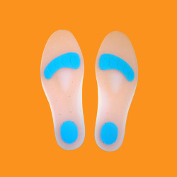 full length silicone insole