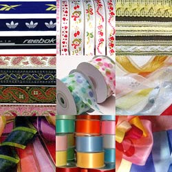 full range of plain and imprint ribbons