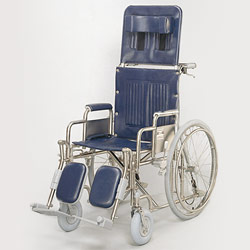 full reclining wheelchair