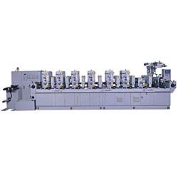 full rotary/intermittent printing machine