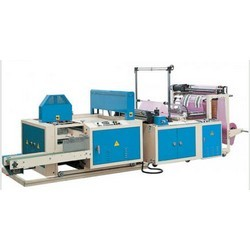 fully automatic folding bag making machines