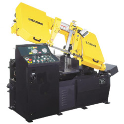 Fully Automatic Band Saw (Pivot Type)