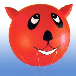 funny animal head shape