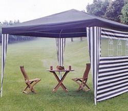 garden shade pavilions