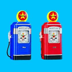 gasolin pump alarm clock
