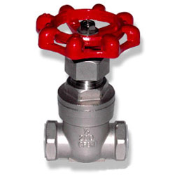gate valve threaded end