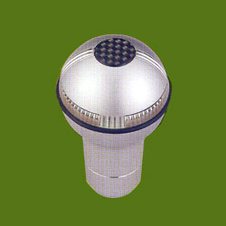 gear knob with led