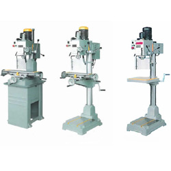 geared head drilling/milling machine