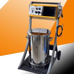 gema copy model powder coating equipment