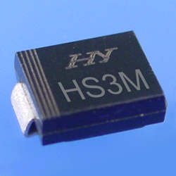 glass high efficiency rectifiers
