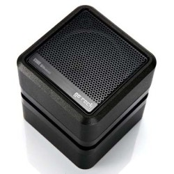 go-rock cube portable bluetooth speaker
