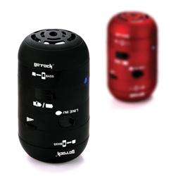 go rock stereo speakers