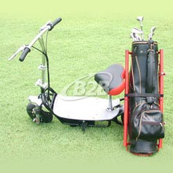 golf folding electric scooter