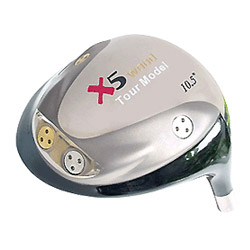 golf wood head