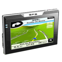gps with mp4 players
