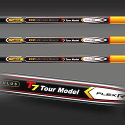 graphite golf shafts