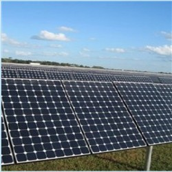 ground solar power stations