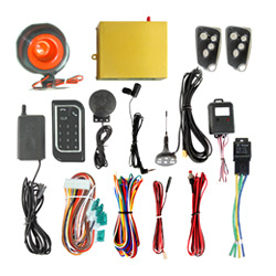 gsm alarm systems for car