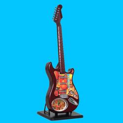guitar alarm clocks
