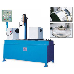 gun auto burning weld and auto rotating table