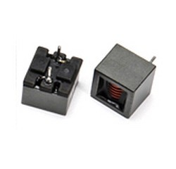 half-shielded power inductors