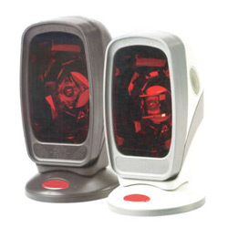hands free dual laser omnidirectional scanner