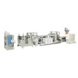 hd pe sheet extrusion lines