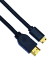 HDMI A Type male to C Type male Cables, V1.4