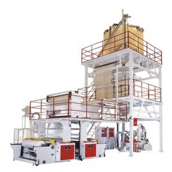 hdpe blown film extrusion lines