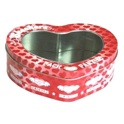 heart-shaped canisters