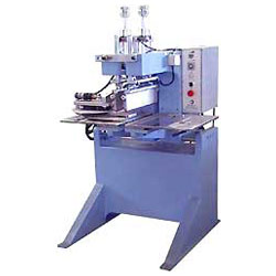 heat welding press machine